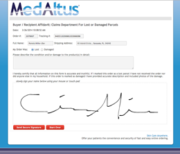 Digital signature tool